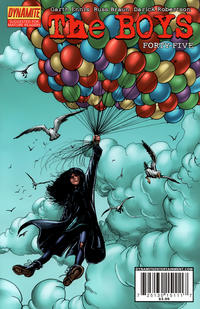 Cover Thumbnail for The Boys (Dynamite Entertainment, 2007 series) #45