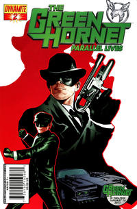 Cover Thumbnail for Green Hornet: Parallel Lives (Dynamite Entertainment, 2010 series) #2