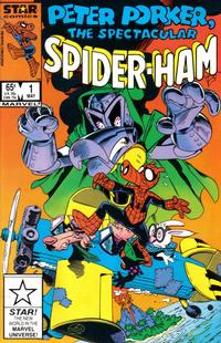Cover Thumbnail for Peter Porker, the Spectacular Spider-Ham (Marvel, 1985 series) #1 [direct]