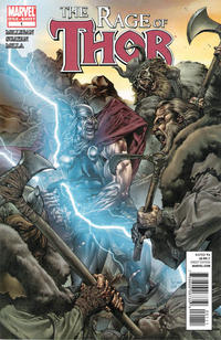 Cover Thumbnail for Thor: The Rage of Thor (Marvel, 2010 series) #1