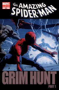 Cover Thumbnail for The Amazing Spider-Man (Marvel, 1999 series) #634 [2nd Printing Variant Cover]