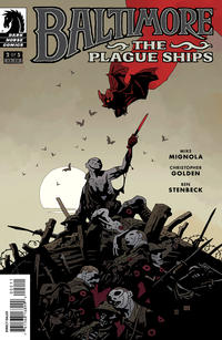 Cover Thumbnail for Baltimore: The Plague Ships (Dark Horse, 2010 series) #2