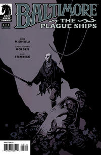 Cover Thumbnail for Baltimore: The Plague Ships (Dark Horse, 2010 series) #3