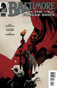 Cover Thumbnail for Baltimore: The Plague Ships (Dark Horse, 2010 series) #4