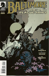 Cover Thumbnail for Baltimore: The Plague Ships (Dark Horse, 2010 series) #5