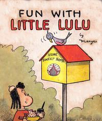 Cover Thumbnail for Fun With Little Lulu (David McKay, 1944 series)
