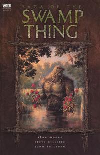 Cover Thumbnail for Swamp Thing (DC, 1987 series) #1 - Saga of the Swamp Thing [Third Printing]
