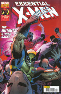 Cover Thumbnail for Essential X-Men (Panini UK, 2010 series) #8