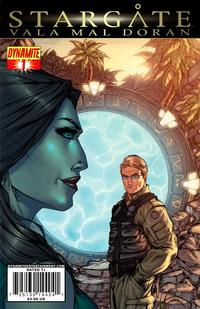 Cover Thumbnail for Stargate: Vala Mal Doran (Dynamite Entertainment, 2010 series) #1 [Cover B]