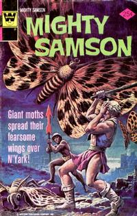 Cover for Mighty Samson (Western, 1964 series) #31 [Gold Key Variant]