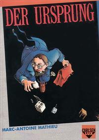 Cover Thumbnail for Carlsen Lux (Carlsen Comics [DE], 1990 series) #10 - Der Ursprung