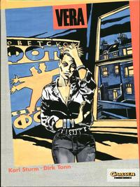 Cover for Carlsen Lux (Carlsen Comics [DE], 1990 series) #17 - Vera