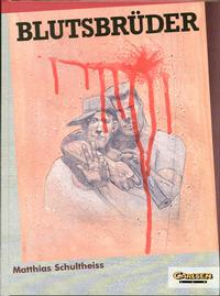 Cover Thumbnail for Carlsen Lux (Carlsen Comics [DE], 1990 series) #19 - Blutsbrüder