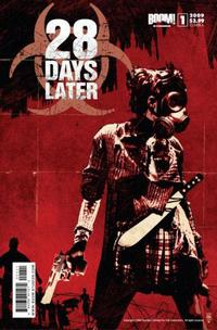 Cover Thumbnail for 28 Days Later (Boom! Studios, 2009 series) #1