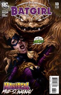Cover Thumbnail for Batgirl (DC, 2009 series) #13