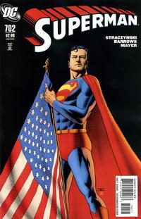 Cover Thumbnail for Superman (DC, 2006 series) #702 [Direct]