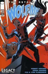 Cover Thumbnail for The Astounding Wolf-Man (Image, 2007 series) #24