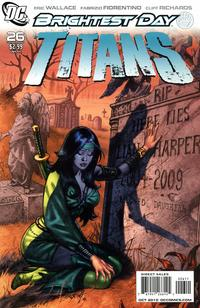 Cover Thumbnail for Titans (DC, 2008 series) #26