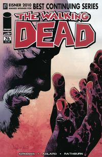 Cover Thumbnail for The Walking Dead (Image, 2003 series) #76