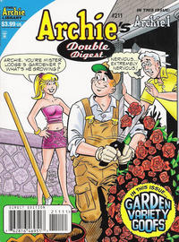 Cover Thumbnail for Archie's Double Digest Magazine (Archie, 1984 series) #211 [Direct]