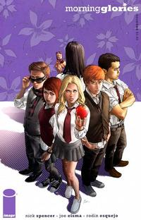 Cover Thumbnail for Morning Glories (Image, 2010 series) #1 [First Printing]