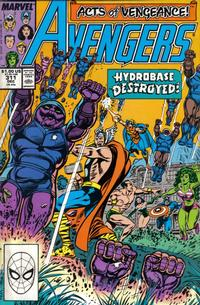 Cover Thumbnail for The Avengers (Marvel, 1963 series) #311 [Direct Edition]
