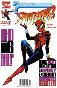 Cover Thumbnail for What If...? (Marvel, 1989 series) #105 [Newsstand]