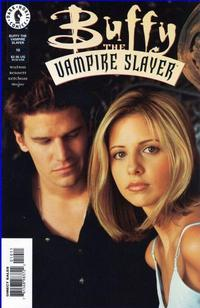 Cover Thumbnail for Buffy the Vampire Slayer (Dark Horse, 1998 series) #10 [Photo Cover]