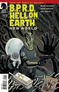 Cover Thumbnail for B.P.R.D.: Hell on Earth — New World (Dark Horse, 2010 series) #1