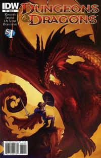 Cover Thumbnail for Dungeons & Dragons (IDW, 2010 series) #0 [Cover A - Paul Renaud]