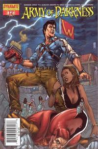 Cover Thumbnail for Army of Darkness (Dynamite Entertainment, 2005 series) #12 [Cover A]