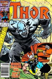 Cover Thumbnail for Thor (Marvel, 1966 series) #376 [Newsstand]