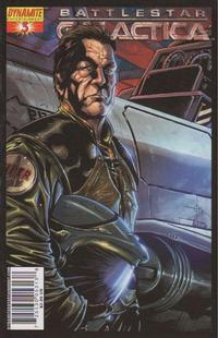 Cover Thumbnail for Battlestar Galactica (Dynamite Entertainment, 2006 series) #3 [Cover A - Nigel Raynor]