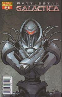 Cover Thumbnail for Battlestar Galactica (Dynamite Entertainment, 2006 series) #3 [Cover B - Pat Lee]