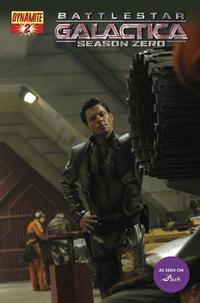 Cover for Battlestar Galactica: Season Zero (Dynamite Entertainment, 2007 series) #2 [Stjepan Sejic Cover]