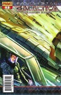 Cover Thumbnail for Battlestar Galactica: Season Zero (Dynamite Entertainment, 2007 series) #1 [Stjepan Sejic Cover]