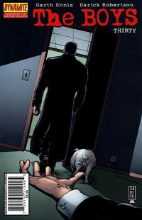 Cover Thumbnail for The Boys (Dynamite Entertainment, 2007 series) #30 [Cover A]