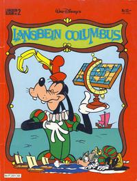 Cover Thumbnail for Langbein album (Hjemmet / Egmont, 1977 series) #2 - Langbein Columbus