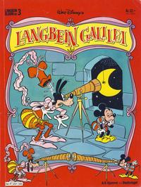 Cover Thumbnail for Langbein album (Hjemmet / Egmont, 1977 series) #3 - Langbein Galilei