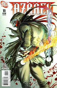 Cover Thumbnail for Azrael (DC, 2009 series) #11