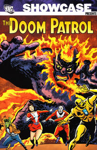 Cover Thumbnail for Showcase Presents: The Doom Patrol (DC, 2009 series) #2