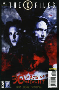 Cover Thumbnail for The X-Files / 30 Days of Night (DC, 2010 series) #2