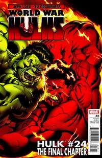 Cover Thumbnail for Hulk (Marvel, 2008 series) #24