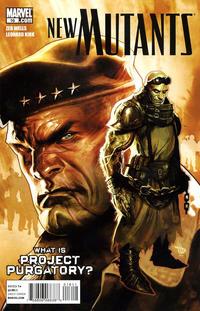 Cover Thumbnail for New Mutants (Marvel, 2009 series) #16