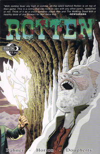 Cover Thumbnail for Rotten (Moonstone, 2009 series) #5