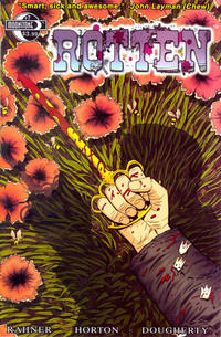 Cover Thumbnail for Rotten (Moonstone, 2009 series) #7