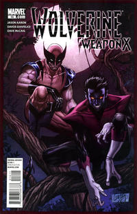 Cover Thumbnail for Wolverine Weapon X (Marvel, 2009 series) #16