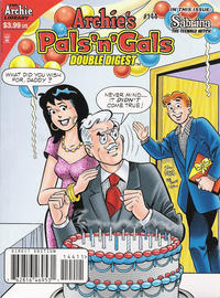 Cover Thumbnail for Archie's Pals 'n' Gals Double Digest Magazine (Archie, 1992 series) #144