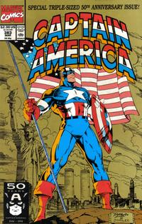 Cover Thumbnail for Captain America (Marvel, 1968 series) #383 [Direct Edition]