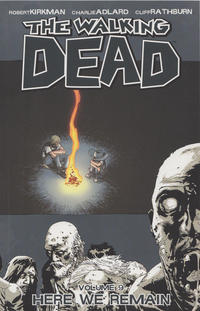 Cover Thumbnail for The Walking Dead (Image, 2004 series) #9 - Here We Remain